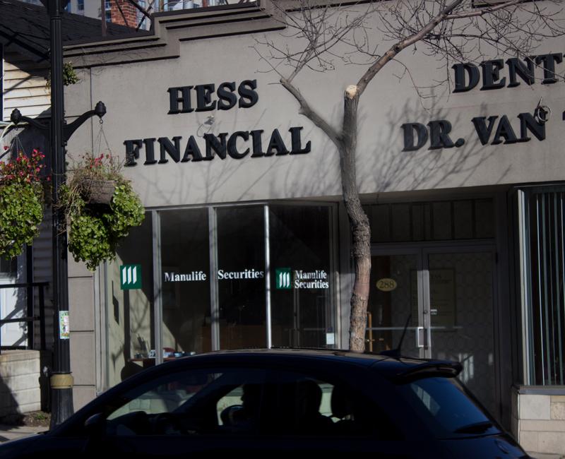 HessFinancial
